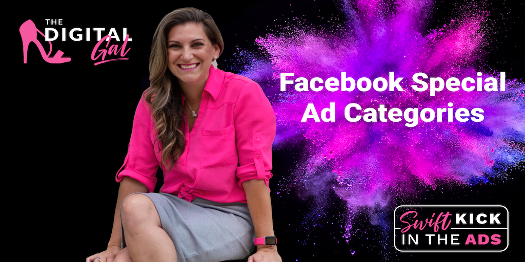 Facebook & Instagram Special Ad Categories Explained
